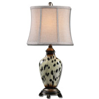 Uttermost Malawi Cheetah Print Table Lamp in Cheetah Print 29931-1