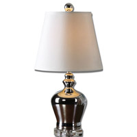 Uttermost Molina Silver Table Lamp in Silver 29932 thumb