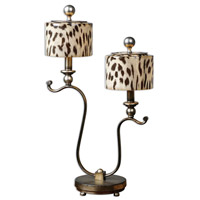 Uttermost Malawi 2 Light Accent Lamp 29937-1