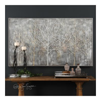 Parkview Champagne Landscape Wall Art