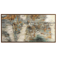 Uttermost 31414 Behind The Falls 70 X 36 inch Abstract Art