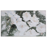 Uttermost 31419 Sweetbay Magnolias 57 X 33 inch Hand Painted Art thumb