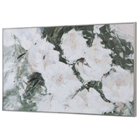 Uttermost 31419 Sweetbay Magnolias 57 X 33 inch Hand Painted Art 31419_A1_ANGLE.jpg thumb
