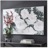 Uttermost 31419 Sweetbay Magnolias 57 X 33 inch Hand Painted Art 31419_beauty.jpg thumb