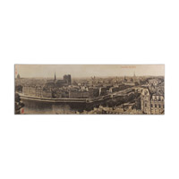 Uttermost Panorama De Paris Vintage Art 31500