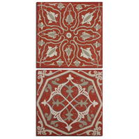 Uttermost Moroccan Tiles Wall Art (Set of 2) 32244