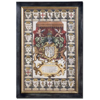 Uttermost Armes Of Kings Wall Art 33584