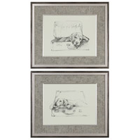 Uttermost 33678 Stowaway 26 X 22 inch Prints, Set of 2 thumb