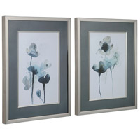 Uttermost 33688 Midnight Blossoms 35 X 27 inch Framed Prints, Set of 2 33688_A.jpg thumb