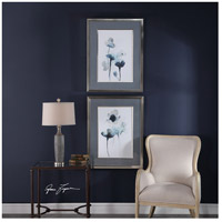 Uttermost 33688 Midnight Blossoms 35 X 27 inch Framed Prints, Set of 2 33688_Lifestyle.jpg thumb