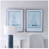 Uttermost 33708 Seafaring 34 X 25 inch Framed Prints, Set of 2 33708_A.jpg thumb