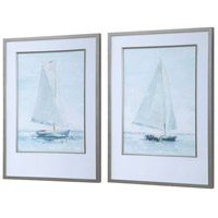 Uttermost 33708 Seafaring 34 X 25 inch Framed Prints, Set of 2 33708_A1_ANGLE.jpg thumb