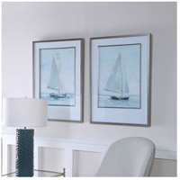 Uttermost 33708 Seafaring 34 X 25 inch Framed Prints, Set of 2 33708_beauty.jpg thumb