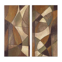 Uttermost 34019 Outdoor Abstract Shapes n/a Wall Art photo thumbnail