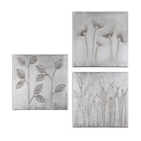 Uttermost 34204 Sterling Trio n/a Wall Art thumb