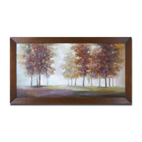 Uttermost Trees In The Mist Wall Art 34224