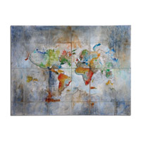 Uttermost World of Color Modern Art 34256