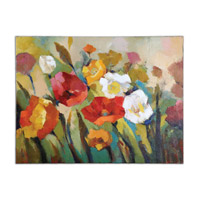 Spring Has Sprung Floral Wall Art