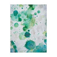Uttermost 34278 Spots Of Emerald Modern Wall Art thumb