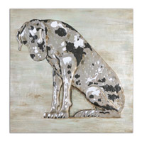 Uttermost Spot Hand Painted Art 34297