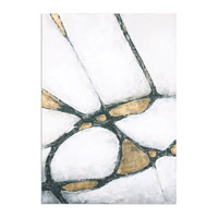 Abstract In Gold And Black Gold and Black Modern Wall Art