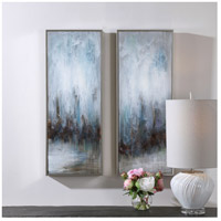 Uttermost 34376 Rainy Days 33 X 13 inch Abstract Art, Set of 2 34376_beauty.jpg thumb