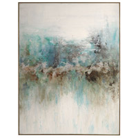 Uttermost 34399 Mountain Top 49 X 37 inch Abstract Art