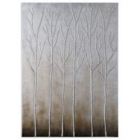 Uttermost Sterling Trees Art 35105 photo thumbnail