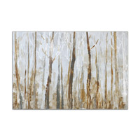 Uttermost 35306 Mystic Forest 60 X 40 inch Hand Painted Art