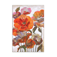 Uttermost Delightful Poppies Floral Art 35307