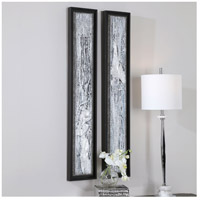 Uttermost 35370 Silver Lining 46 X 8 inch Abstract Art, Set of 2 35370_A.jpg thumb