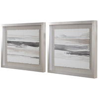 Uttermost 36114 Neutral Landscape 30 X 26 inch Framed Prints, Set of 2 36114_A.jpg thumb