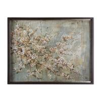 Uttermost Blossom Melody Art 41199