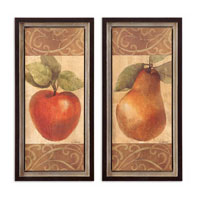 Uttermost 41279 Patterned Apple & Pear n/a Wall Art thumb