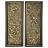 Uttermost Vertical Climb Set of 2 Art 41289 photo thumbnail