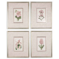Uttermost 41296 Pale Pink I n/a Wall Art thumb