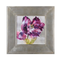 Uttermost Purple Fluorish Art 41329