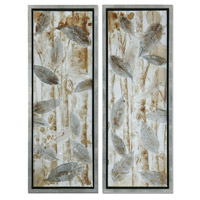 Uttermost Pressed Leaves (Set of 2) 41412
