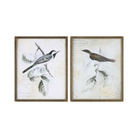 Rustic Gould Rustic Gold Bird Art