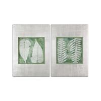 Uttermost Green Fern Set of 2 Print Art 41527