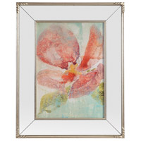 Veiled Poppy 39 X 31 inch Floral Art