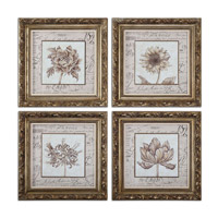 Uttermost French Florals Framed Art 41600
