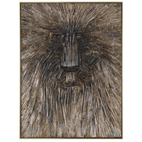 Uttermost 41915 Mysterious Gold Wall Art thumb