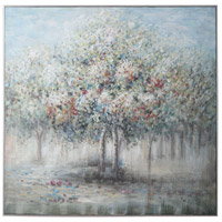 Uttermost 42518 Fruit Trees 48 X 48 inch Landscape Art