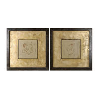 Uttermost Nude Hand Painted Oil - Set of 2 Art 50407