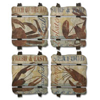 Uttermost 50898 Seafood I n/a Wall Art thumb