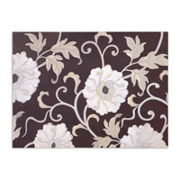 Uttermost Climbing Neutral Floral Art 51014