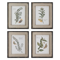 Butterfly Plants Wall Art