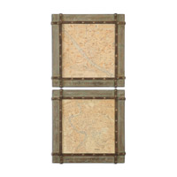 Uttermost Mapa Roma & Firenze Wall Art in Wood 51097