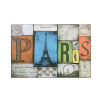 All Things Paris Print Art